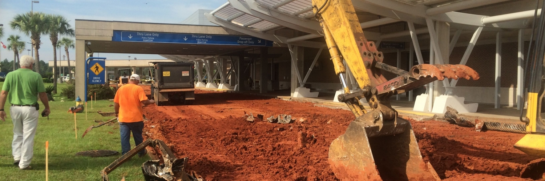 Mobile Airport Authority Rehab Concrete Access Road (1)