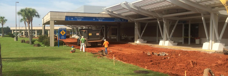 Mobile Airport Authority Rehab Concrete Access Road (3)